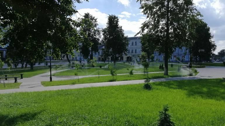 Площадь Сарапула
